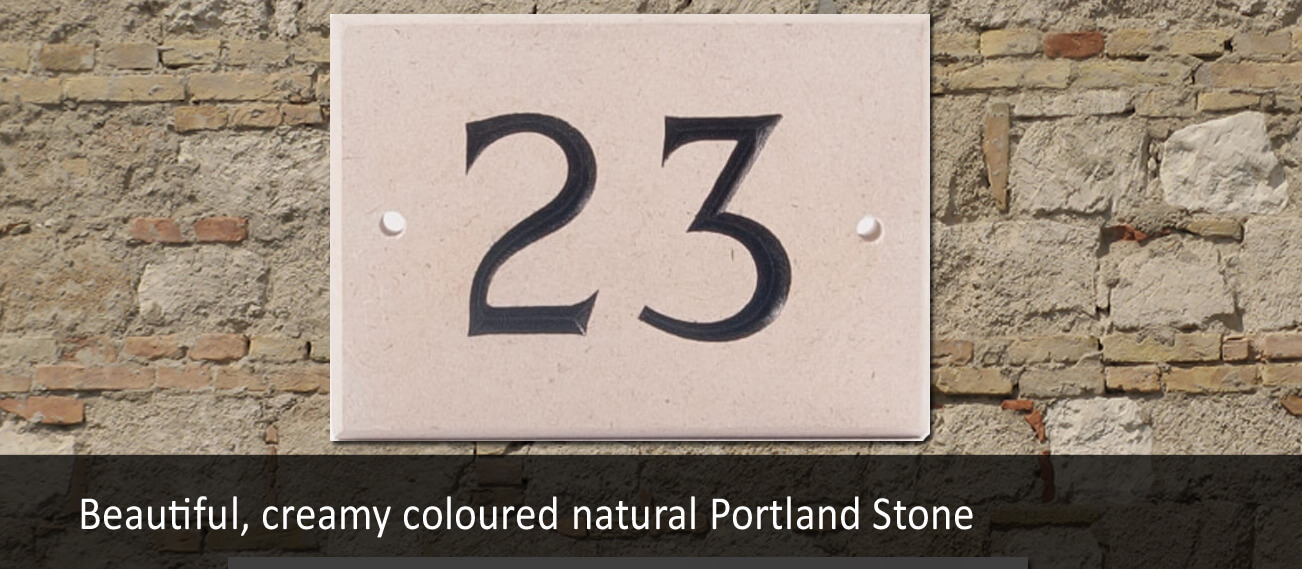 Portland Stone Numbers