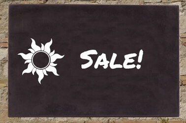 Sale - house signs and numbers