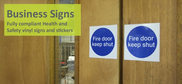 Protection Signs