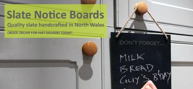 Notice boards and menus