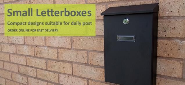Rear Retrieval Letter boxes