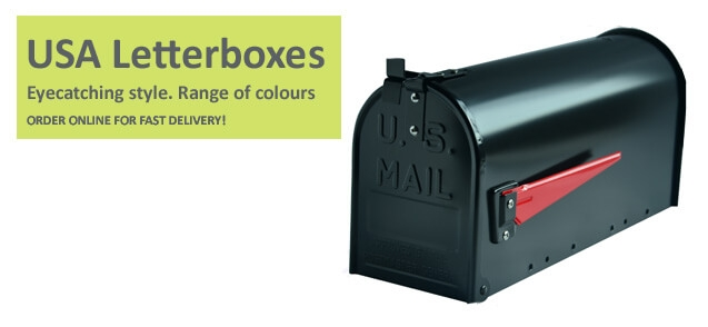 US style mailboxes