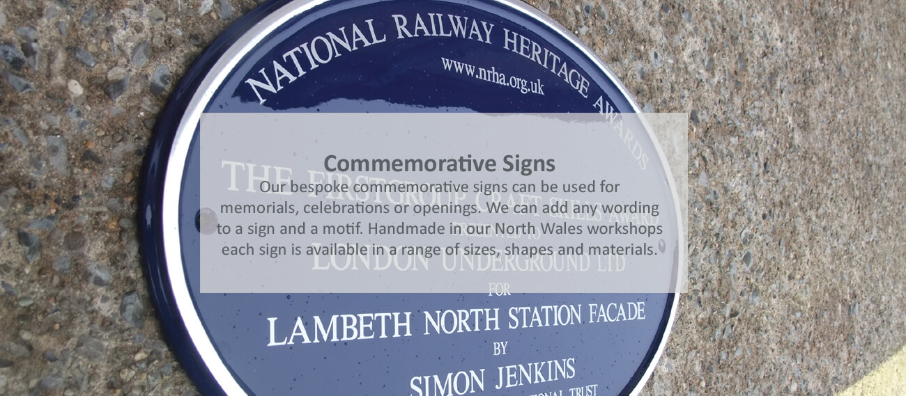 Commemorative & Opening Plaques