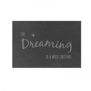 Christmas Placemats - I'm dreaming of a white christmas