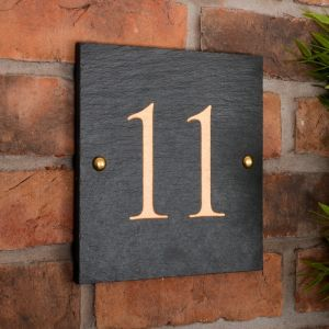 Plaques Door Personalised Name Plate wall Numbers Details about  /House Door Signs