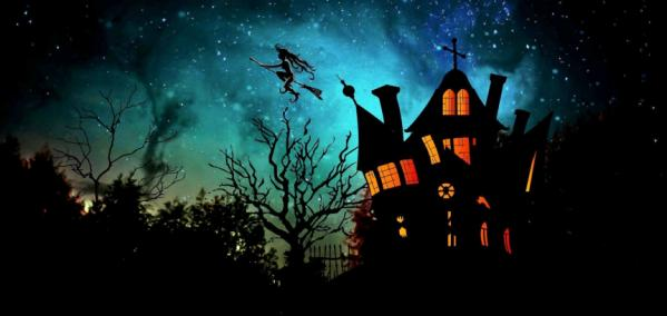 Decorate your home for Halloween