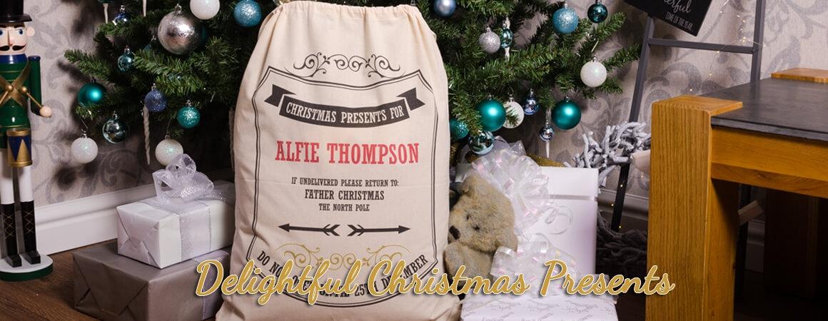 Delightful Christmas Presents