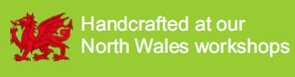 Handcrafted in North Wales