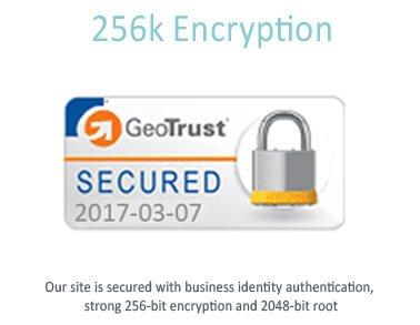 256k encryption