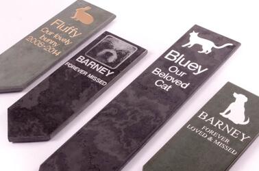Pet memorial stakes