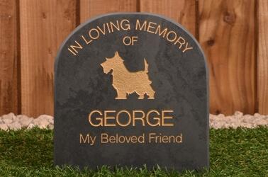 Pet Gravestones