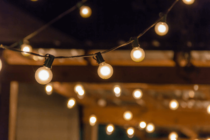 Festoon Lighting News From The House Nameplate Company