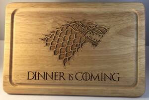 dinner is coming