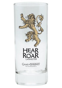 Game of thrones glass