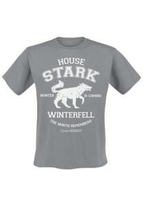 Game of Thrones 'Stark Winter Direwolf' Men's t-shirt