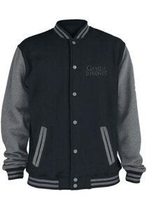 46.Game of Thrones Varsity Jacket