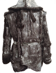 49.Game of thrones costume, wildling costume, ygritte costume, made to order.