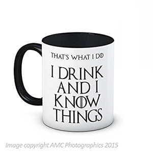 Game of Thrones gifts - mug
