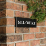 Granite House Sign - Mill Cottage