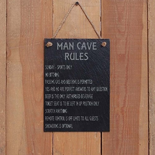 Man Cave Rules Ideas : Ideas for your man cave news from the house nameplate company