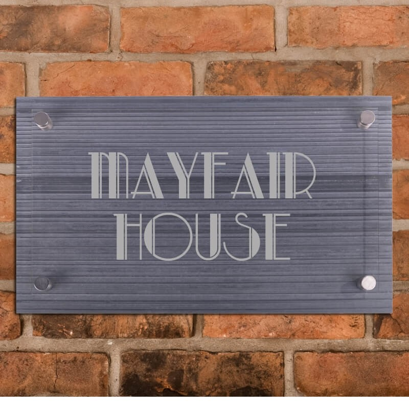 Naming a new build house