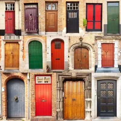 What The Colour Of Your Front Door Says About You News