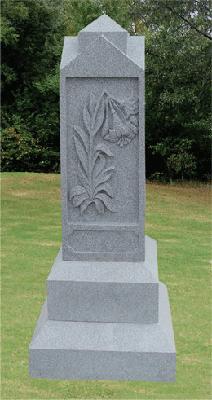 Gravestone - Obelisk