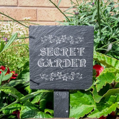 Gardening activities for kids - The Secret Garden